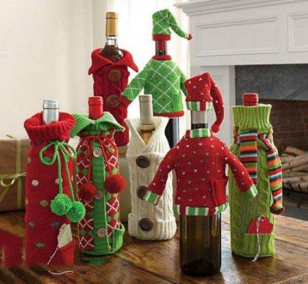 Одежда для бутылки