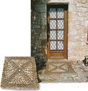 Каменная мозаика своими руками