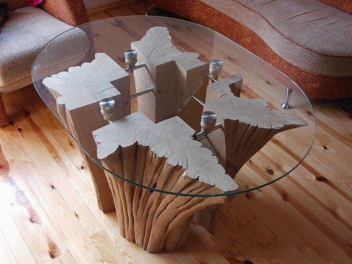 Модель дома из дерева своими руками