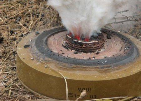 Несколько вариантов создания дымовой шашки
