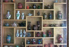 Этажерка для цветов и ваз