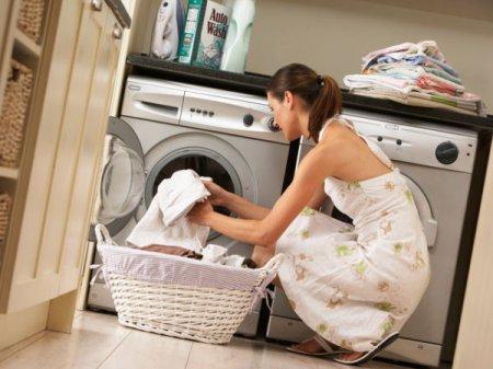 Правильно стираем белье