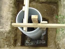 Как организовать фундамент из асбестовых труб