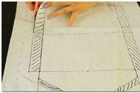 Как сделать сумочку клатч своими руками