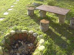 Кострище для сжигания листвы