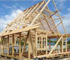 Строительство дешевого каркасного дома